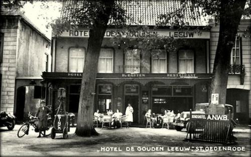 Hotel De Gouden Leeuw