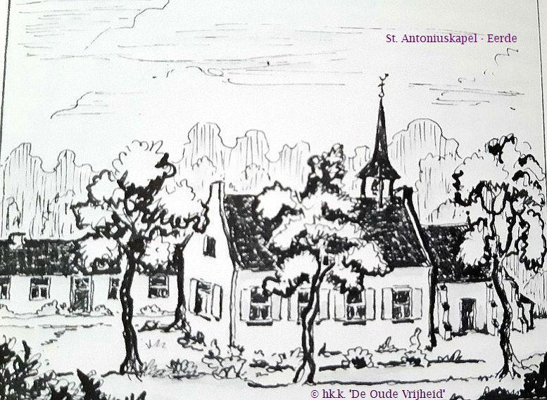 St. Antoniuskapel - Eerde