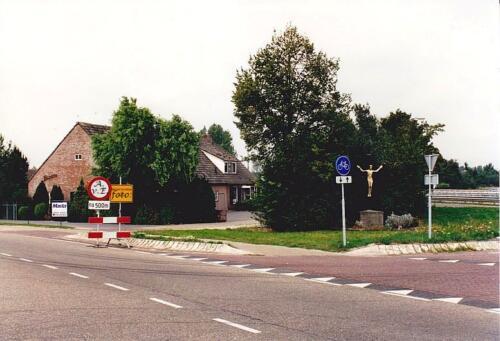 27.Veghelseweg-Nijnselseweg_G. Aarts Kruisbeeld