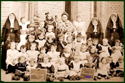 Bewaarschool-1909