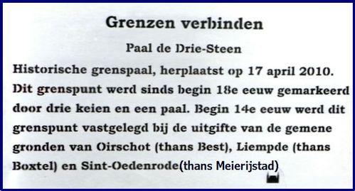 De Driesteen_tekstenuitleg