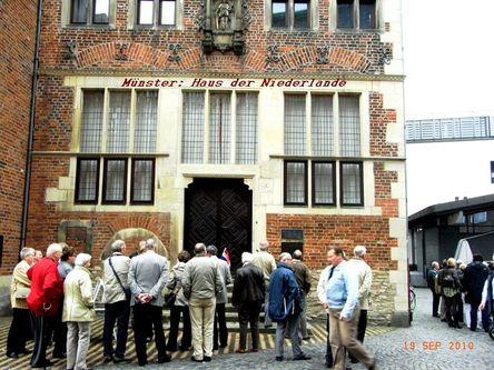 Münster-Haus der Niederlande
