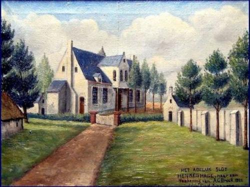Henkenshage anno 1826