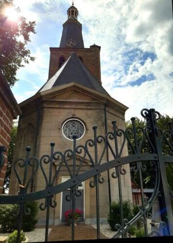 Knoptorenkerk-achterzijde