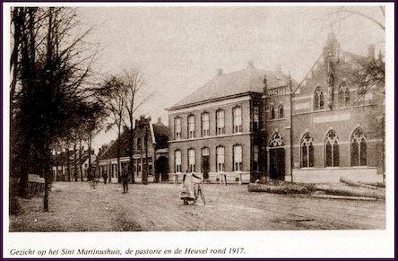 Sint-Martinushuis anno 1917