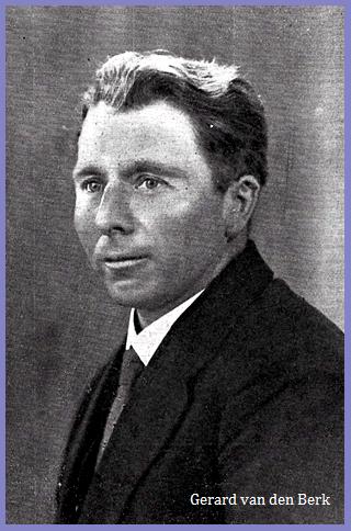 Gerard van den Berk - unne Rooise zanger