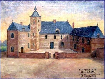 Dommelrode anno 1826 (1)
