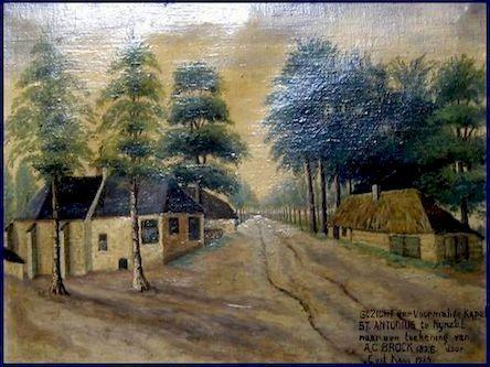 Nijnsel kapel anno 1826 (1)