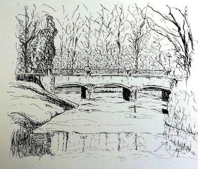 Hambrug-pentekening