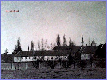 Voormalig klooster Mariëndael achterzijde